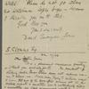 Jones, Father David Morgan, ALS to SLC. Nov. 9, 1906.