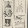 Hippodrome souvenir program for Happy Days