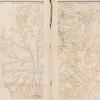 [Die Karte von Arabia Petraea].