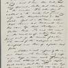 [Emerson, Ralph Waldo], ALS to. Mar. 11, 1842.