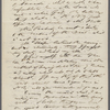 [Emerson, Ralph Waldo?], ALS to. [Mar. 1, 1843]