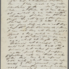 [Emerson, Ralph Waldo], ALS to. Aug. 7, 1843.
