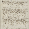 [Emerson, Ralph] Waldo, ALS to. Oct. 17, 1843.