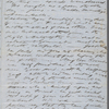 [Emerson, Ralph] Waldo, ALS to. Feb. 23, 1848