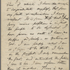 [Blake, Harrison G. O.], letter to, copy in the hand of Ralph Waldo Emerson. Mar. 27, 1848.