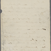 B[lake, Harrison G. O.], letter to, copy in the hand of Ralph Waldo Emerson. Sept. [23?], 1852.