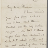 Cholmondeley, Thomas, ALS to HDT. May 26, 1857.