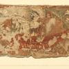 Hauptraum, Detail von Tafel 15, Faksimile 1: 2.