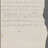 [Night and Moonlight]. Holograph notes, unsigned and undated.