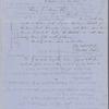 Forbes, Franklin, ALS to HDT. Nov. 14, 1850.