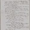 Jocelyn, A. H., ALS to John Thoreau. Mar. 6, 1855.