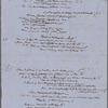 Filmer, William, ALS to John Thoreau. Oct. 27, 1854.