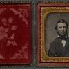 Daguerreotype portrait of Henry David Thoreau