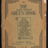 The Negro Motorist Green Book: 1939