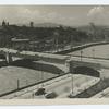 Tbilisi: View of bridge]
