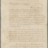 Petition to George III, King of Great Britain, 1775