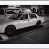 Sunset Park, Brooklyn: November 7, 2004 [Taxi cab]