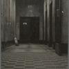 Deserted lobby, New York