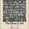 Honored at 81 Branches: The Library Card