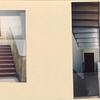 Apartment stairways, Jefferson Street