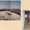 Apartment rooftop and hallway, Bushwick Avenue