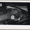 Rolls Royce dashboard and steering wheel, London