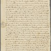 Letter from William Wingate