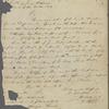 Letter from Thomas Melvill, Jr