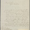 Letter from Moritz Furst