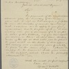 Letter from R. Smith