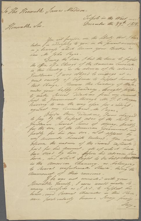 on 12/29/1818