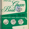 Green Book: 1962: Guide for Travel & Vacations
