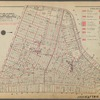 Outline and Index Map of Borough of Manhattan. Battery to 14th St.
