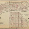 Outline and Index Map of Borough of Manhattan. 110th St. to 145th St; Outline and Index Map of Borough of Manhattan. 145th Street to Spuyten Duyvil.