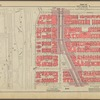 Plate 102, Part of Section 7: [Bounded by Cathedral Parkway, Amsterdam Avenue, W. 105th Street and (Hudson River, Riverside Park) Riverside Drive.]