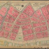 Plate 1, Part of Section 1: [Bounded by Beaver Street, Broad Street, Exchange Place, William Street, Cedar Street, Pearl Street, Pine Street, South Street, Whitehall Street and State Street]