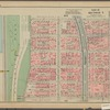 Plate 100, Part of Section 7: [Bounded by W. 105th Street, Amsterdam Avenue, W. 100th Street and (Hudson River, Riverside Park) Riverside Drive]