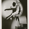 Publicity photograph of dancer and entertainer Peg Leg Bates, circa 1930s
