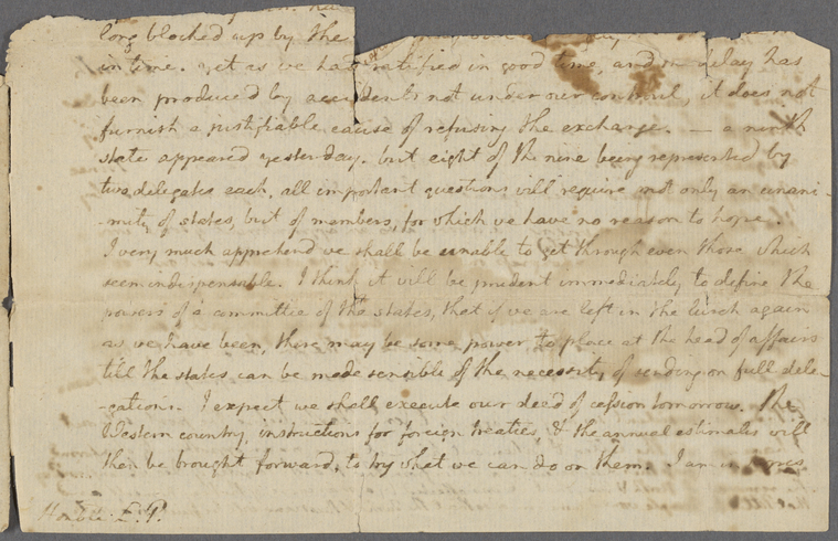 on 2/29/1784