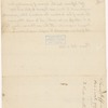 Letter to Victor Dupont