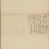 Letter to the President of Pennsylvania