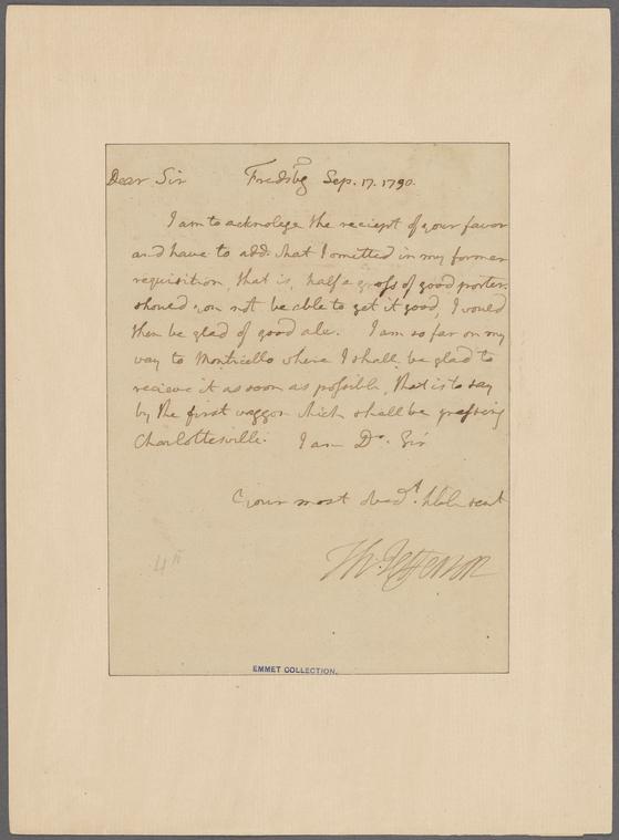 on 9/17/1790