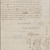 Letter to Noah Webster