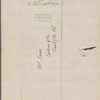 Letter to John Kean