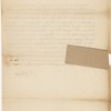 Letter to Robert Purviance