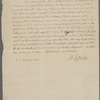 Letter to Wilson Cary