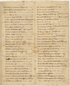 Thomas Jefferson papers