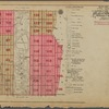 Outline and Index Map of Volume Three, Atlas of New York City, Borough of Manhattan. 59th St. to 110th St.