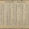 Street Index: [Abingdon Square - Hester Street]
