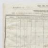 Empadronamiento General de Esclavos: Hilario; Baldomero; Benito; Ricardo